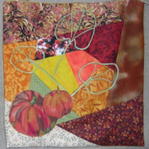 Octobre, fête des fruits d'automne