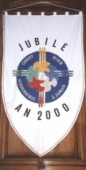 Baniere du Jubile